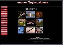 -mono- fényképalbuma http://monofotok.aladar.com